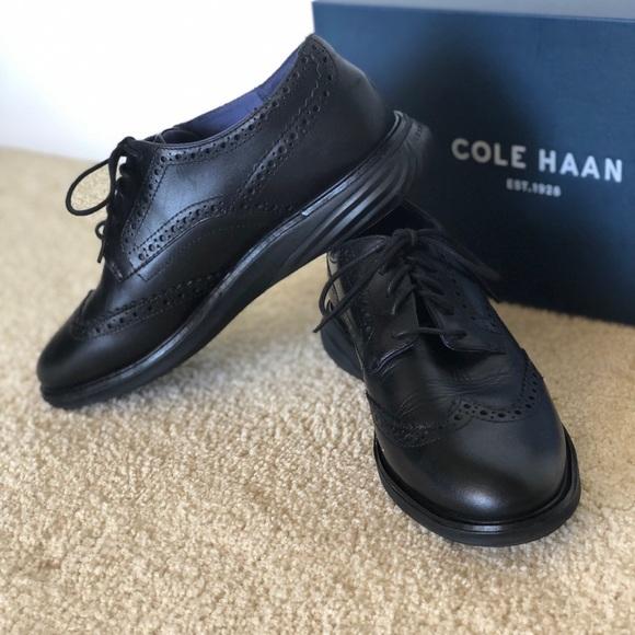 Cole Haan Grandevolution Wingtip Oxford
